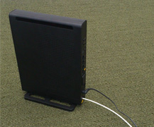 NURO光のONU(終端装置)