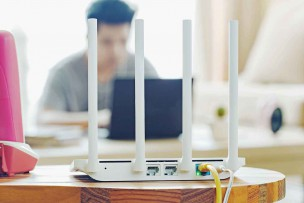 オフィスで使われる無線LANルーターのアイキャッチ画像