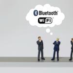 Wi-FiとBluetooth、何が違うかわかりますか?