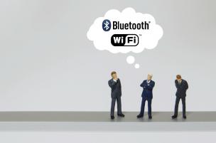 Wi-fiとBluetoothについて考え中