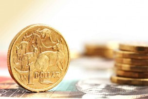 お得なNURO光のワンコインキャンペーンをイメージした1ドル硬貨の画像