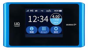 Speed Wi-Fi NEXT WX04イメージ2